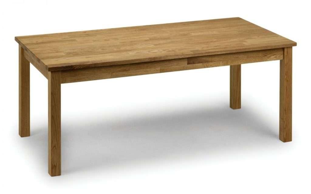 MOOR Solid Oak Coffee Table L120cm x D60cm x H48cm