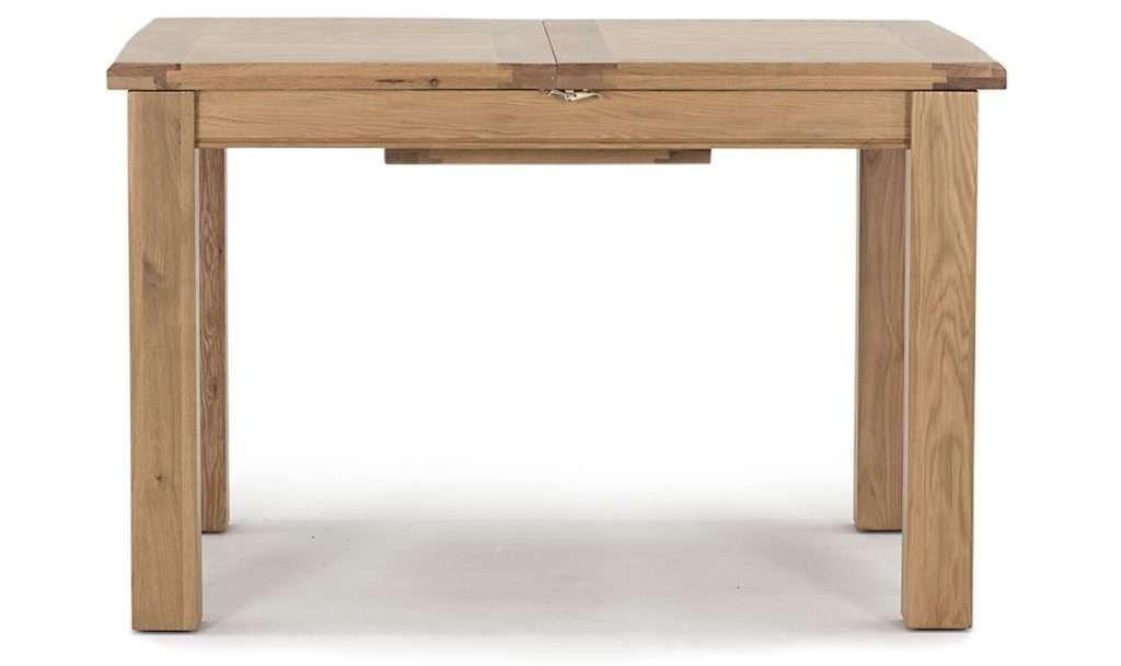 CAPRICE Extending Dining Table W120cm-160cm x D85cm x H78cm