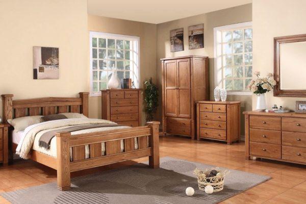 Michigan Bedroom