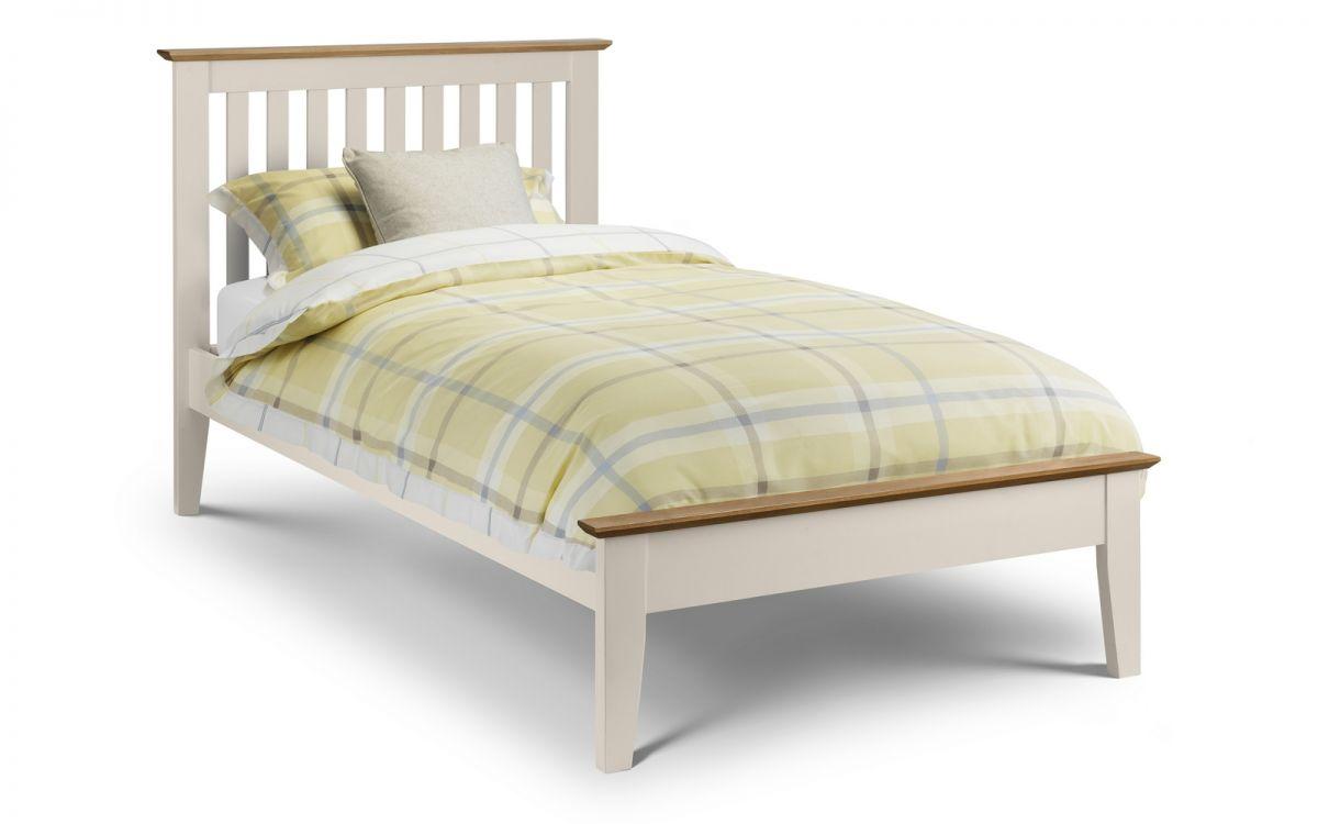 LOVE Ivory & Oak 3ft Single Bed L200cm x W104.5cm x H100cm